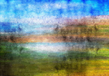 Abstract art vintage textured background Stock Photo - 20162965