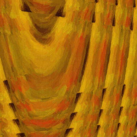 Abstract digital colored twisted background