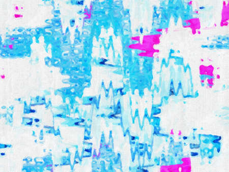 crankle: Abstract digital colored futuristic background