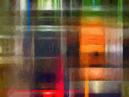 This image was created as digital imitation of oil painting