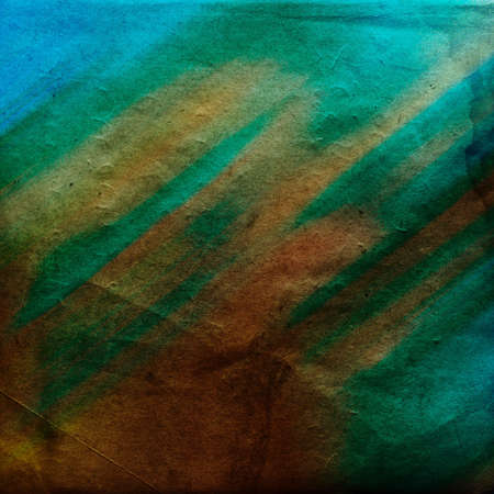 This image was created as digital imitation of painting on textured paper Stock Photo