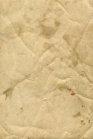 scabrous: Close up of old rough paper cardboard