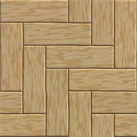 Seamless Wooden striped fiber textured background. Vector. Eps 10