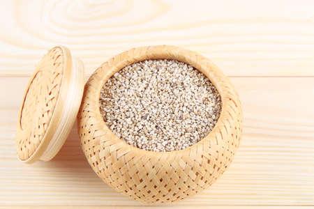 sesame seeds  photo