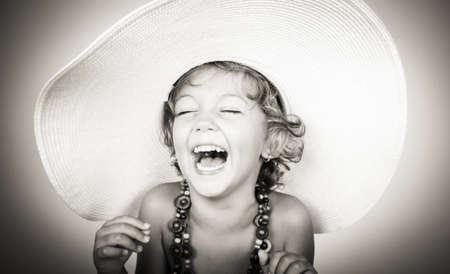 lachendes gesicht: Lachen M�dchen