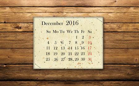 december: December 2016