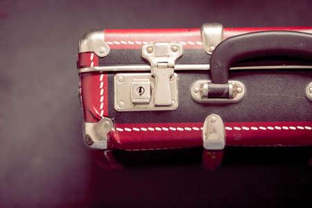 Sealed suitcase