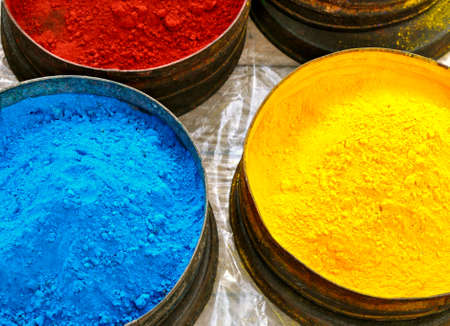 Colourful Pigments