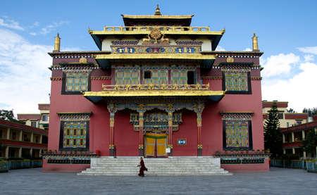 monastery: Tibetan Monastery