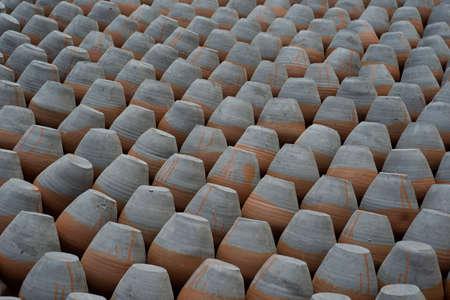 ollas de barro: Vasijas de Barro