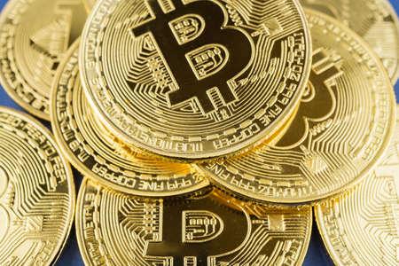 A lot of bitcoins