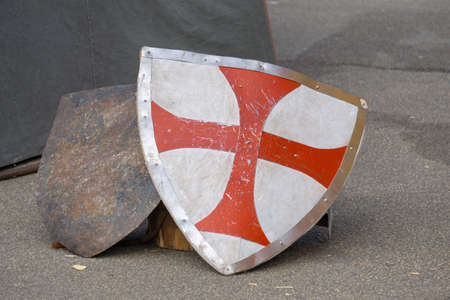 A shield of a knight