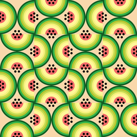fun background: Tagged with abstract fruit, summer texture for your business. Summer background for design beverages, textiles and packaging