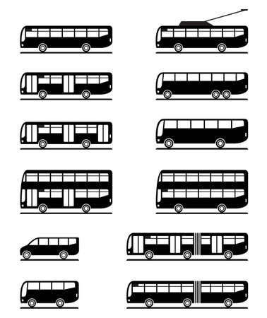 motor coach: Buses and coaches
