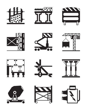 Construction equipment and materials