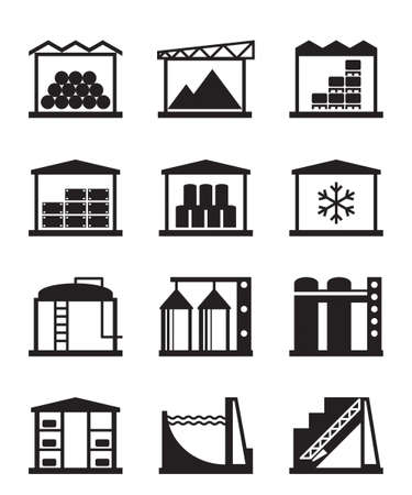 cold storage: Industrial and commercial warehouses