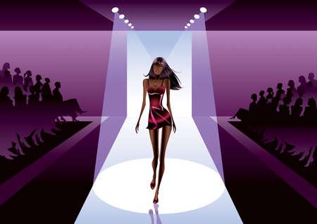 mannequin mode: Mod�le de mode sur avis