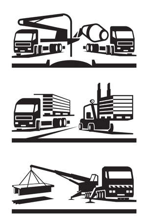 Budowa i podnoszenia transport