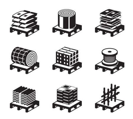 Les matériaux de construction et du bâtiment