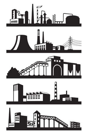 Industrial plants in perspective
