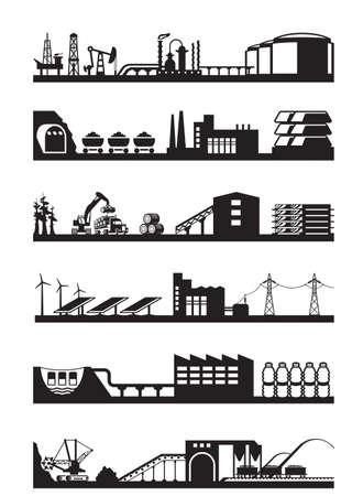 natural resources: Extracción y procesamiento de recursos naturales