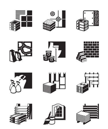 Construction materials and building details