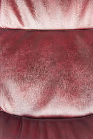artificial leather of claret color as a background