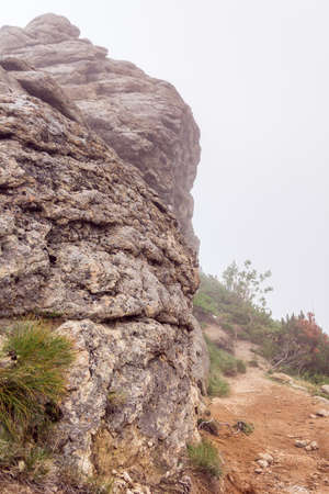 mountain grey texture close up Imagens