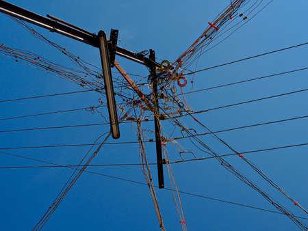 INDIAN ELECTRICITY DISTRIBUTION ON BLUE SKY