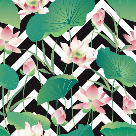 Flower pattern. Ilustração