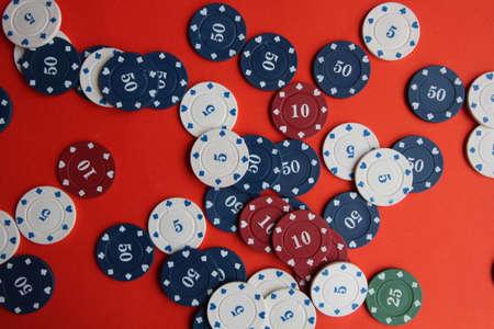 poker cards, pocker chips, money pocker dice