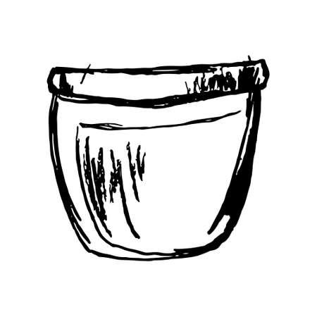 skizzierte Lampensymbole gesetzt, Lampenstiftlinie