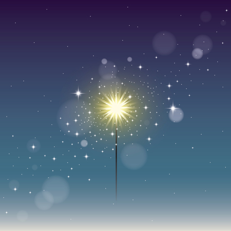 fairy wand: Fairy background