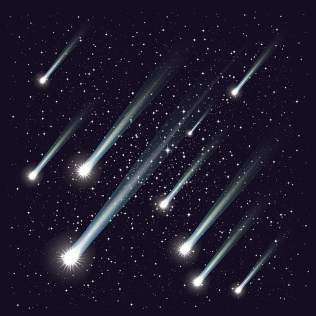 meteor: Meteor shower