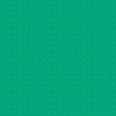 green construction: Green construction block texture. Vector Illustration
