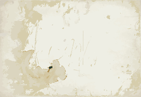 old postcards: Old stained paper texture