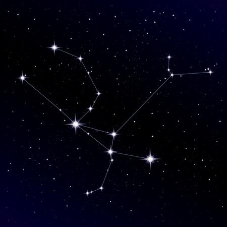 Andromeda Konstellation