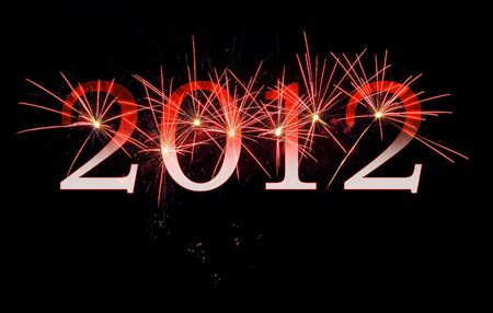 pyrotechnic displays: fireworks 2012 background