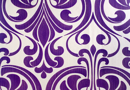 wallpaper of figures geometrics in purple photo