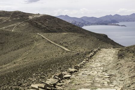 deepness: Inca path in the Island of the Sun