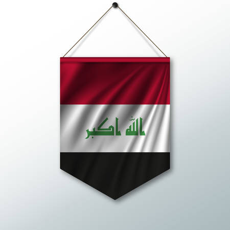 The National Flag Of Egypt The Symbol Of The State In The Pennant