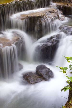 Softness of the Waterfall