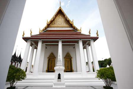 praye: Wat chetupon tample Bangkok in Thailand