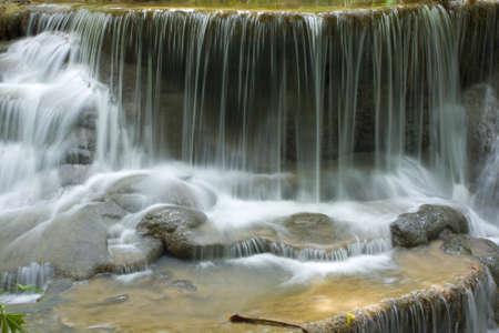 softness: Softness of the Waterfall