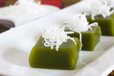 sweetmeat: Thai sweetmeat 1 Stock Photo