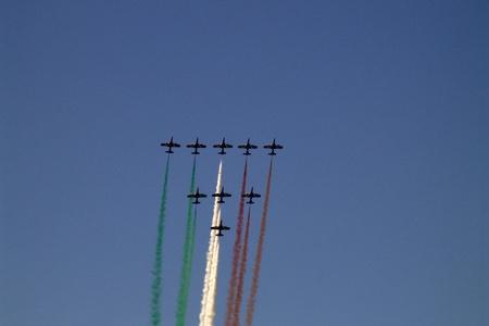 aerea:  pattuglia acrobatica