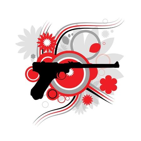luger: Luger pistol