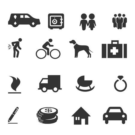 Legal icons estate planning