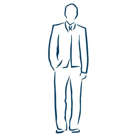 ビジネスの男性 写真素材 - 32010192