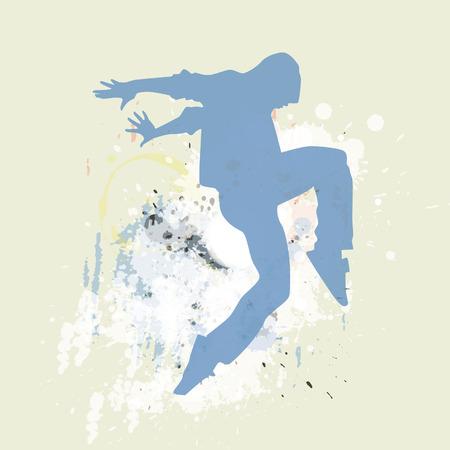 male dancer: male dancer